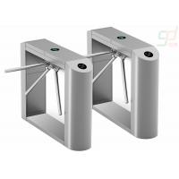 Cheap Stainless Steel Waist Height Turnstiles Rfid Card Tripod Turnstile for sale