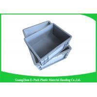 Cheap Agriculture Moving Storage Euro Stacking Containers Leakproof Environmental Protection for sale