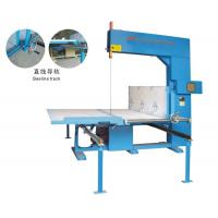 Manual Precision Sponge Cutting Machine 1.74KW for Square Foam Block Cutting