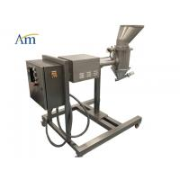 Food / Chemical / Pharmaceutical Milling Equipment For Raw Materials Low Noise