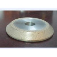 Glass 45degree diamond wheel 10mm