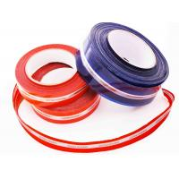 Cheap Plastic PET Permanent Tape Seal Tamper Evident Security Bags for sale