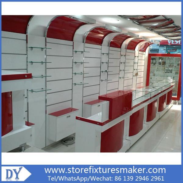 50+ Great Mobile Shop Interior Design Ideas   Decor & Design ...