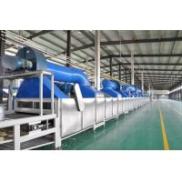 Cheap Instant Noodle Making Machine Commercial , Stainless Steel Noodle Production Line for sale