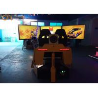 Real Track Simulation VR Racing Simulator 3d Motion Chair Entertainment Equipment for Amusenment Park