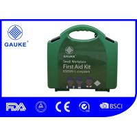 Cheap Sturdy Mobile Survival Medical Kits , Big Basic First Aid Kit For Schools for sale