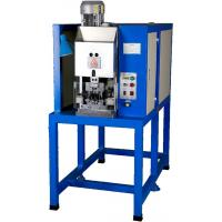 Buy cheap 3 Pins Semi - Auto Plug Insertion Machine With A Green Hand Blue from wholesalers