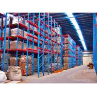 Cheap Durable Warehouse Multi Tier Shelving , 6000mm Steel Racking Systems for sale