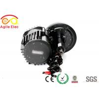 High Speed  8fun Bbs02 750w Mid Drive Kit , Electric Bicycles Kits With Geared Motor