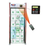 Cheap CE Approved Door Frame Metal Detector for Hotels, Conference Centers, Airports for sale