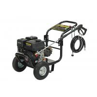 CE Gasoline High Pressure Washing Machine with 2 Wheels / Triplex Plunger Pump