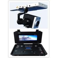 Cheap HD Real Time UAV Electro Optical Thermal Security Camera System for sale