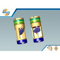 Oilfield Down Hole Equipment Drill Pipe Float Valve , Drill Pipe Safety Valve