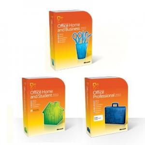 Global 32 / 64 Bits Microsoft Office Home And Student 2010 Key 3.0 USB