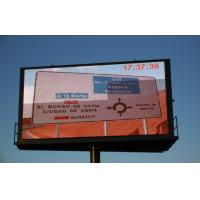 Stand Structure Led Advertising Screens Video High Brightness Led Display