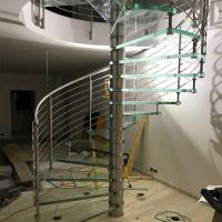 ... Quality Modern Outdoor Steel Staircase Design Galvanized Spiral  Staircase Wholesale ...