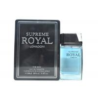 Gmpc Certified Top Men Perfume Blue Color Supreme Royal Lonkoom
