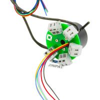 Incredible 12 Wires High Current Performance Through Hole Slip Ring For Wiring Digital Resources Funapmognl