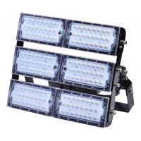 Buy cheap 300 Watts Adjustable LED Flood Lights Lumileds With Aluminum Fin Material from wholesalers