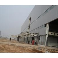 Pre Engineering Steel Building Workshop , Heavy Fabrication Steel Structure