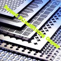 Stainless Steel Perforated Metal Panels Architectural Perforated