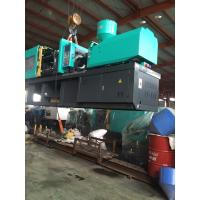 blue color 170 Ton Plastic Products Injection Molding Machine 220V 60HZ