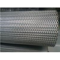 Cheap Straight Running Wire Conveyor Belts Alkali Resisting Flat Surface Custom for sale