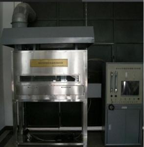 Laboratory Testing Equipment Flooring Radiant Heat Flux Test Apparatus
