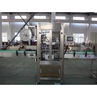 Stable BOPP / OPP Label Sticker Labeling Machine For Beverage Filling Line
