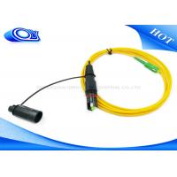 Buy cheap Optitap to SC/APC Singlemode 3.0mm 2 Meter Fiber Optic Patch Cord Cable from wholesalers