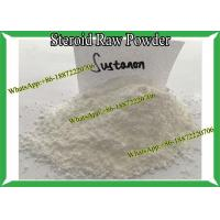 Cheap Injectable Steroid Testosterone Sustanon 250 / Sust 250 Muti Ester Raw Powder For Bodybuilding for sale
