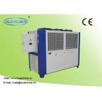 Cheap R22 Refrigerant Industrial Water Cooled Chillers With Overload Current Protection for sale