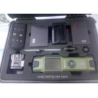 Wireless Mobile Bomb Detector Non Radiation For Frontier Checkpoint , SGS Listed