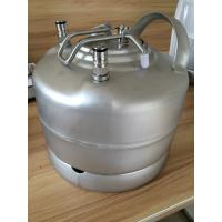 17'' Height 2.5 Gallon Ball Lock Keg For Pepsi With Pressure Cover