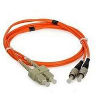 Fiber Optic Patch Cord FC-SC Multimode , Duplex