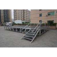concert stage fighter 2 used event stage for sale aluminum