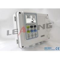 High Performance Duplex Pump Controller Wall Mounting For Booster Water