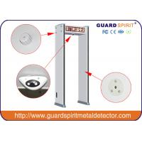 Quality Self diagnostic Door Frame Metal Detector Gate,  Airport Security Machines wholesale