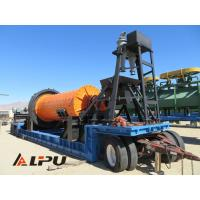 Cheap Large Capacity Portable Ore Mineral Grinding Mining Ball Mill Φ1500×3000 for sale