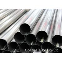 Bright Annealed Stainless Steel Tube ASTM A249 TP304 Tig Welding Stainless Tubing