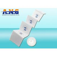 Cheap ISO14443 NFC Paper HF Rfid Tags For Tracking And Identification,0.1mm Thickness for sale