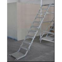 Buy cheap Anti Slip Single Section Aluminium Ladders Scaffolding Ladder For Industrial from wholesalers