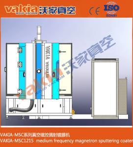 Ni Conductive Thin Film Nickel Plating Machine , Electroless Nickel Plating Aluminum