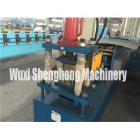 Manual Out Table Roof Tile Roll Forming Machine Good Performance