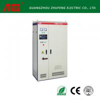 Black Color Vector Power Inverter , Ball Mill Vfd Variable Frequency Drive With Jogging Control