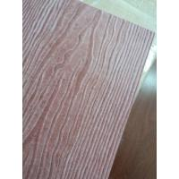 Cheap Decorative Waterproof Wood Fiber Cement Panel , Fiber Cement Board Siding for sale