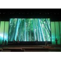 P4 UHD Outdoor Advertising LED Display For Rental Events Close Viewing Distance