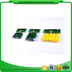 Cheap Greenhouse  Film Clip Garden Cane Connectors / Garden Stake Connectors 19mm 22mm 25mm 10pcs ctn qty 100 for sale