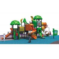 Cheap Outdoor Playground Equipment For Parks, kids Outdoor Playground For Plastic for sale