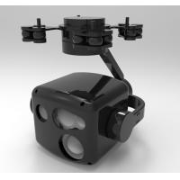 Cheap Security Camera System  Eo/IR Thermal Camera System Light Weight Uncooled Gimbal for sale